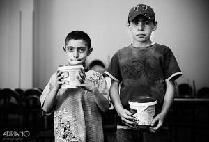 Благотворительные столовые в Ереване