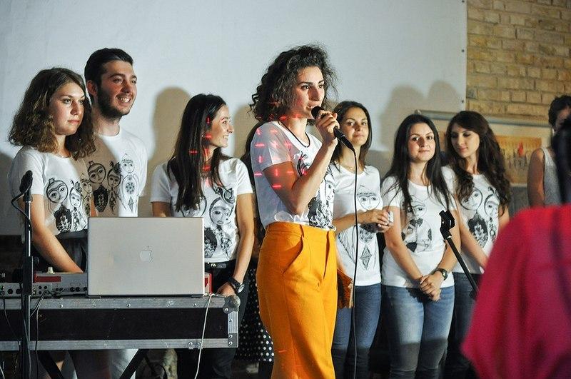 Презентация армяно-украинского журнала TheNorDar