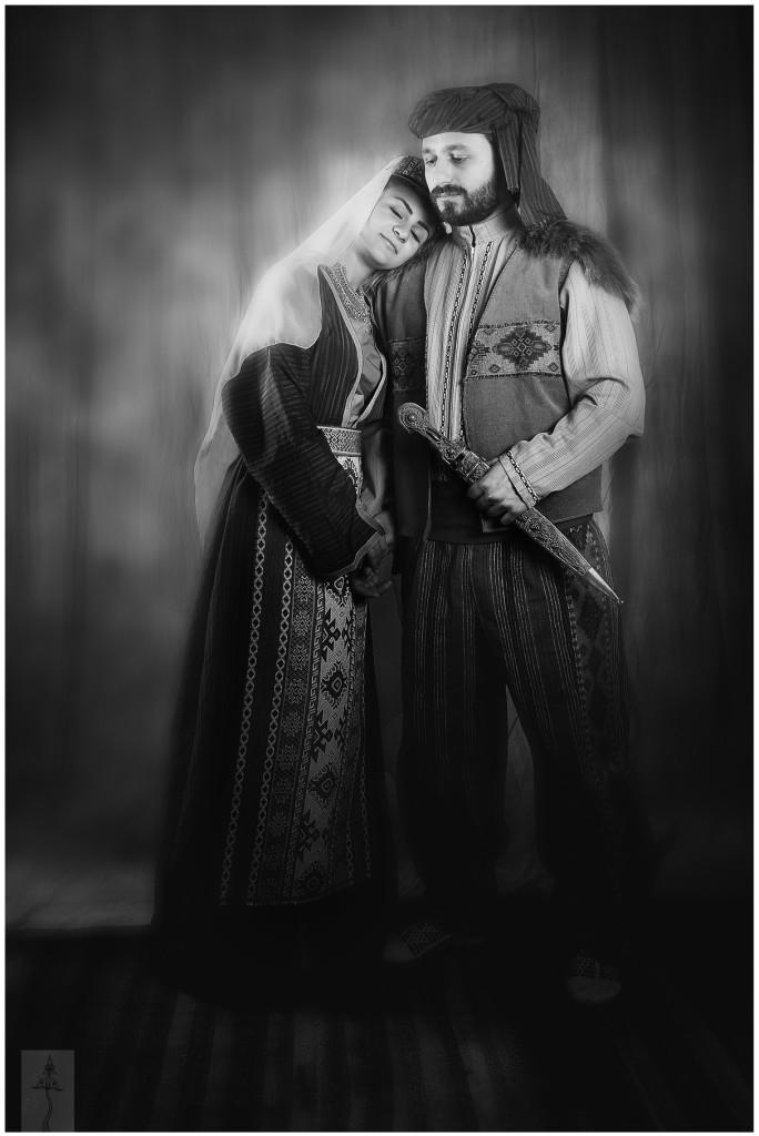 Армянский нац.костюм