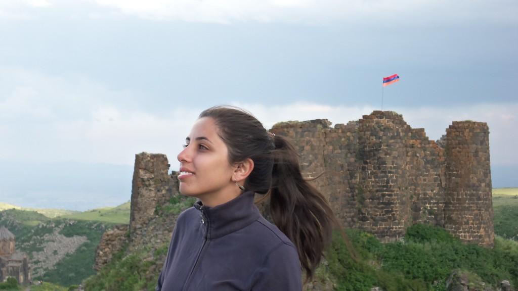 Кристина Нергизян, Уругвай