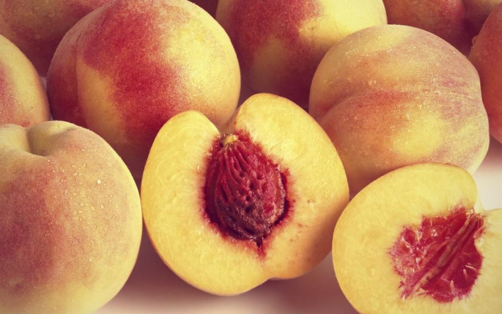 Армянские персики