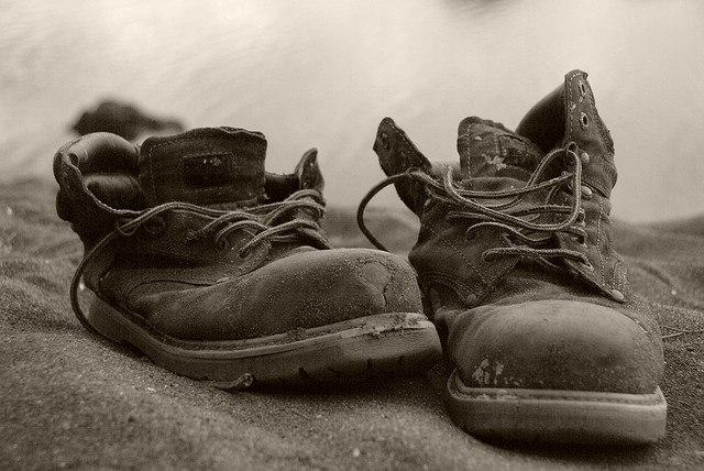 Мои ботинки - Уильям Сароян