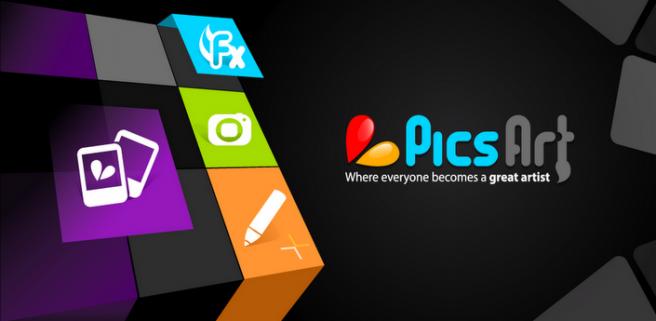 PicsArt - приложение разработанное армянами