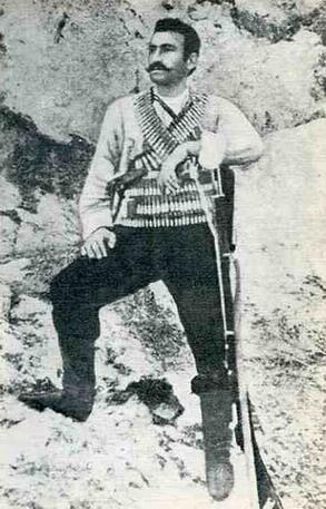 Геворг Чауш