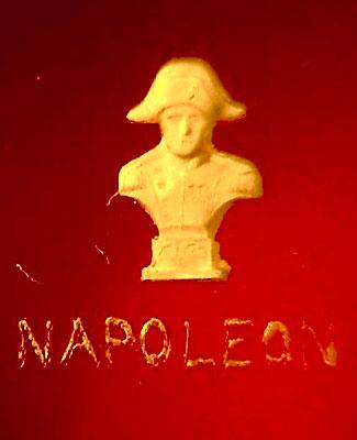 Бюст Наполеона.