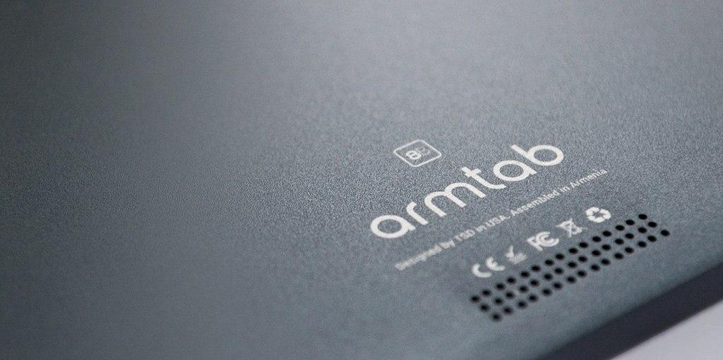 Армянский планшет ArmTab