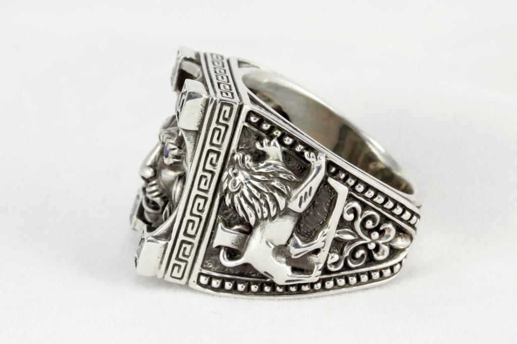 Мужское кольцо - Гарри Дадян