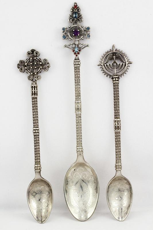 Армянские ложки