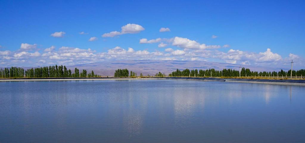 Водохранилище, Араратская долина