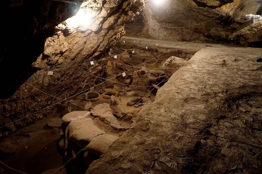 Пещера Терчуннери, Вайоц Дзор - Армения