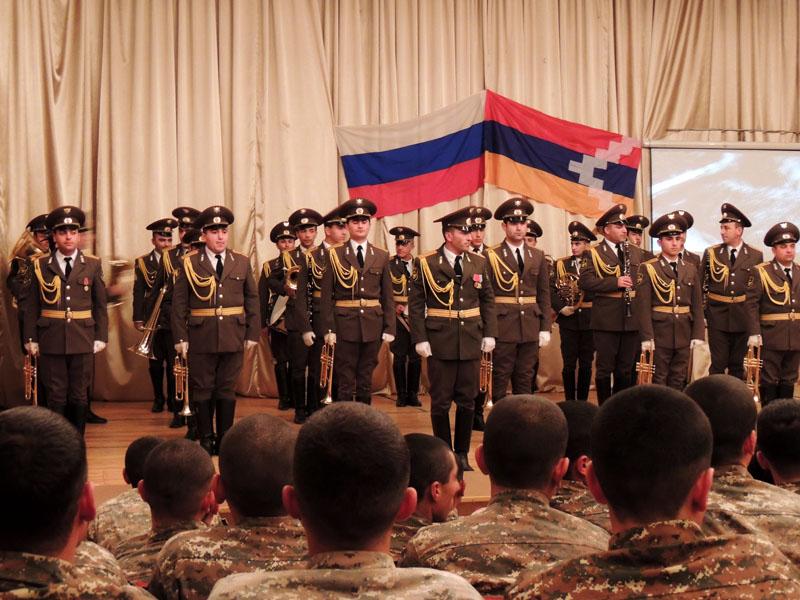 Военный оркестр НКР