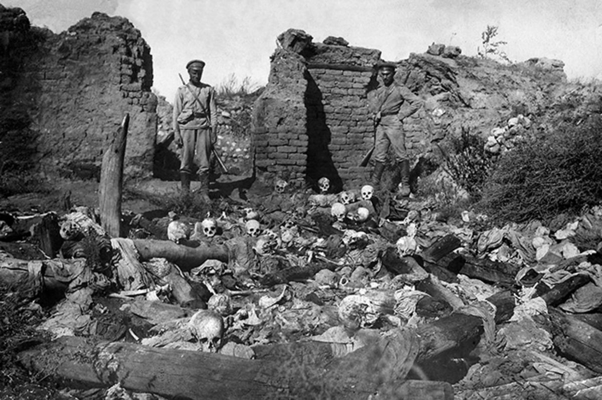 a look at the american genocide that started in 1915 Today is the one hundredth anniversary of the armenian genocide that killed 15 million christians it was jumpstarted on april 24, 1915.