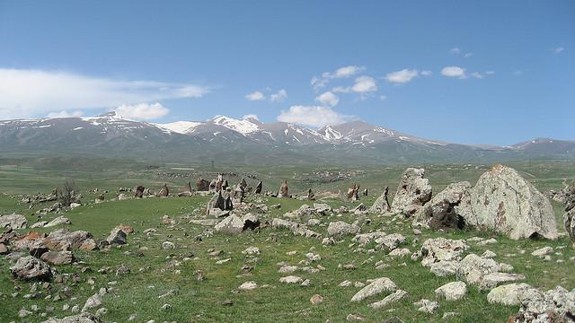 Обсерватория Карахундж (Армянский Стоунхендж)