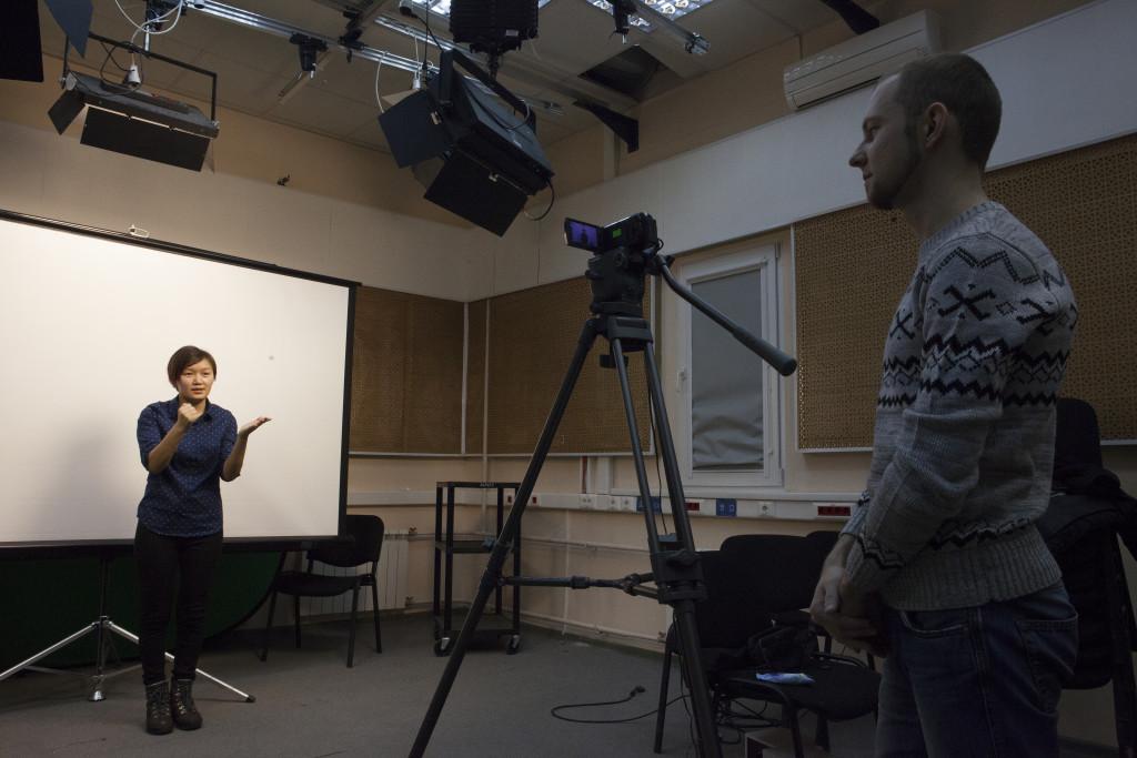 """Съемки первого ролика """"Mibur"""" - Ваан Терьян - Невозвратимое (Алдиа Монгуш)"""