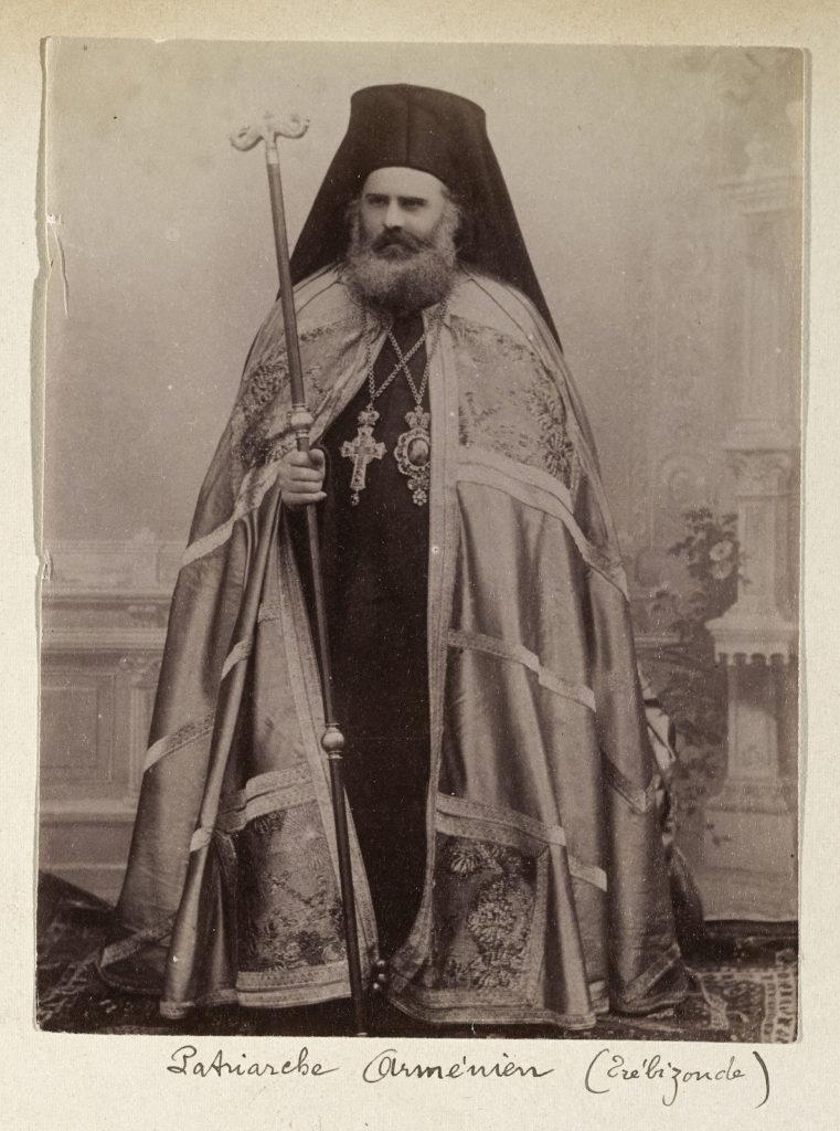 Паскаль Себа (армянин, 1823-1886гг), Армянский Патриарх, 1880г. Лос Анжелес, Исследовательский Институт имени Гетти.