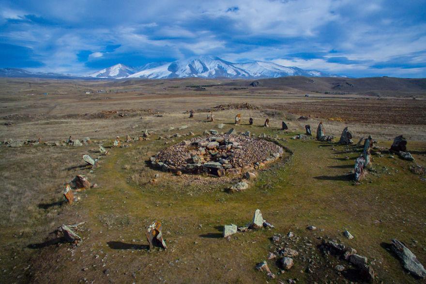 Зорац Карер, Сюникская область, Армения