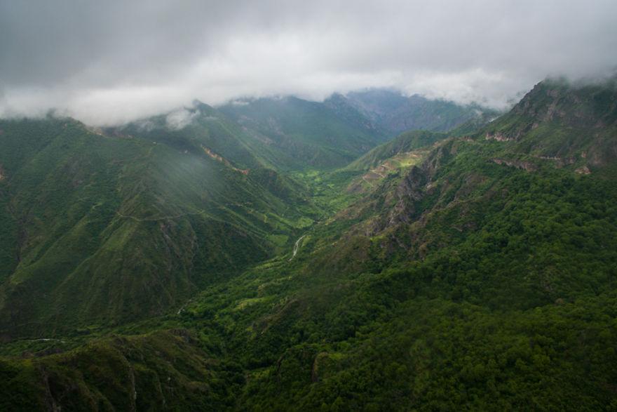 Воротанское ущелье, Сюникская область, Армения
