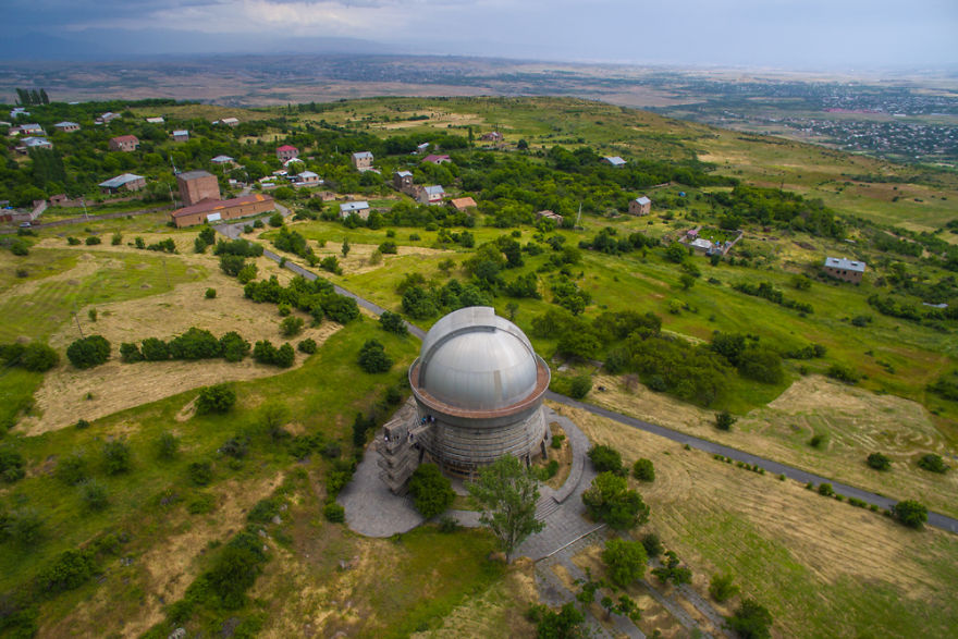 Бюраканская астрофизическая обсерватория, Арагацотнская область, Армения
