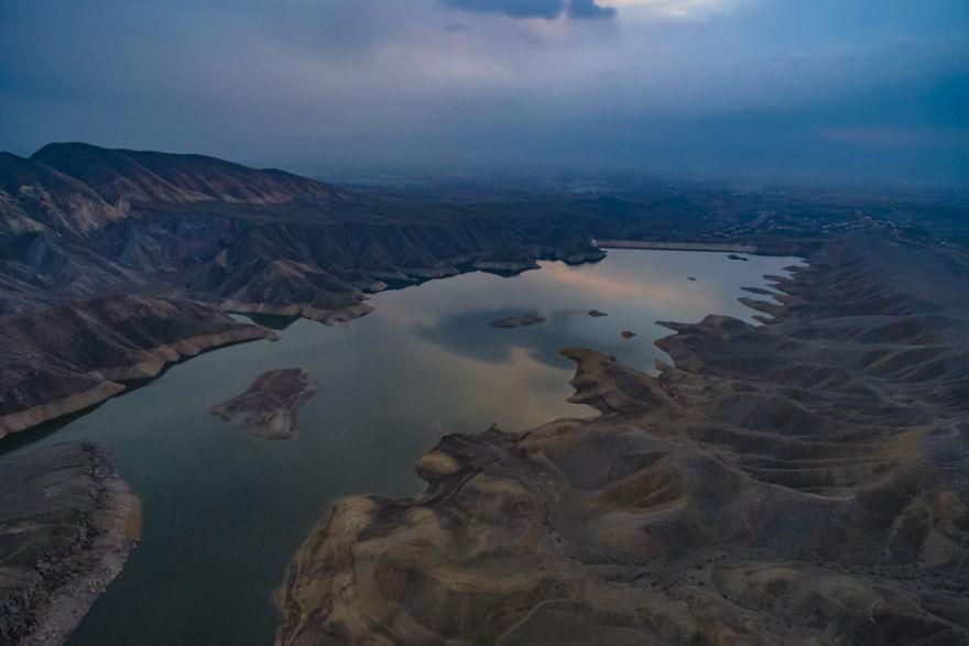 Резервуар Азат, Котайкская область, Армения