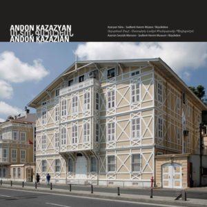 Особняк у моря Азаряна - Музей Садберк Ханым Архитектор : Андон Казарян