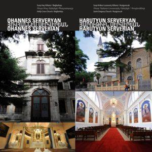 Церковь Св. Креста Архитектор : Оганнес Серверян Церковь Св. Григория Архитектор : Арутюн Серверян