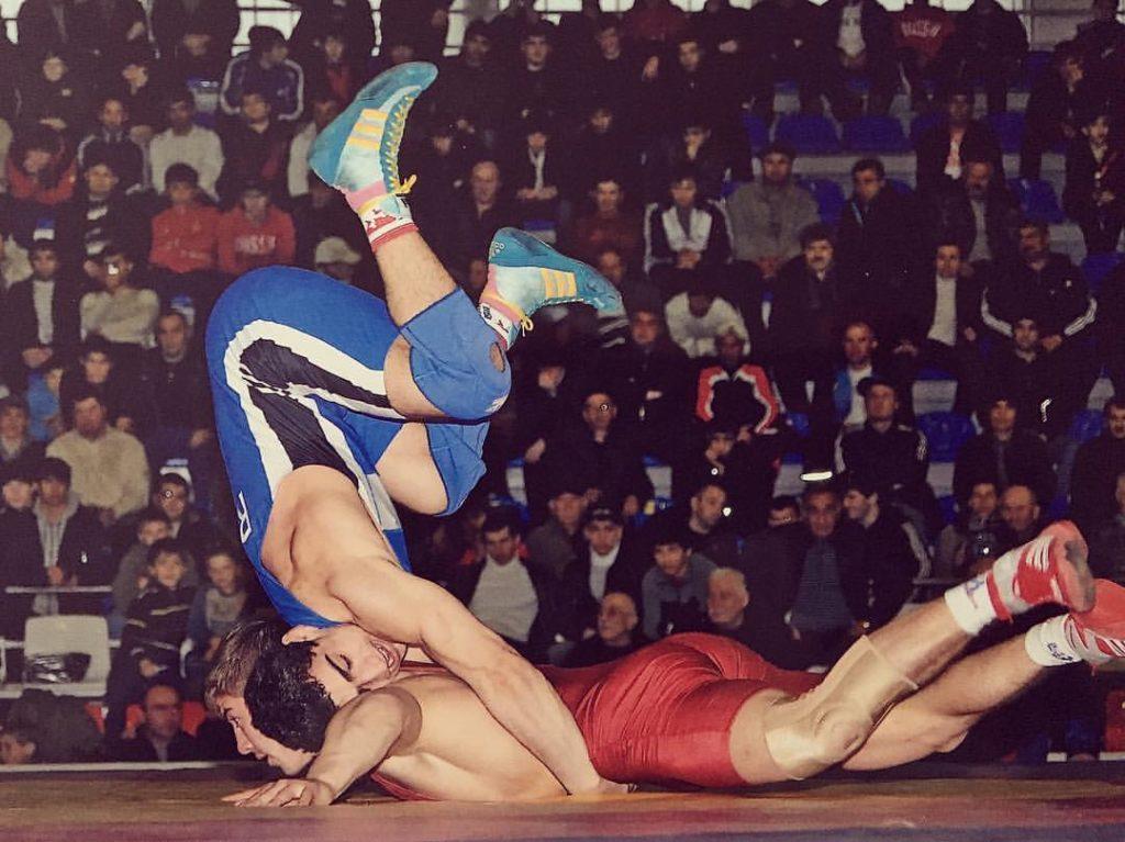 Чемпионат России по молодёжи - финал 2009 год - Владикавказ.