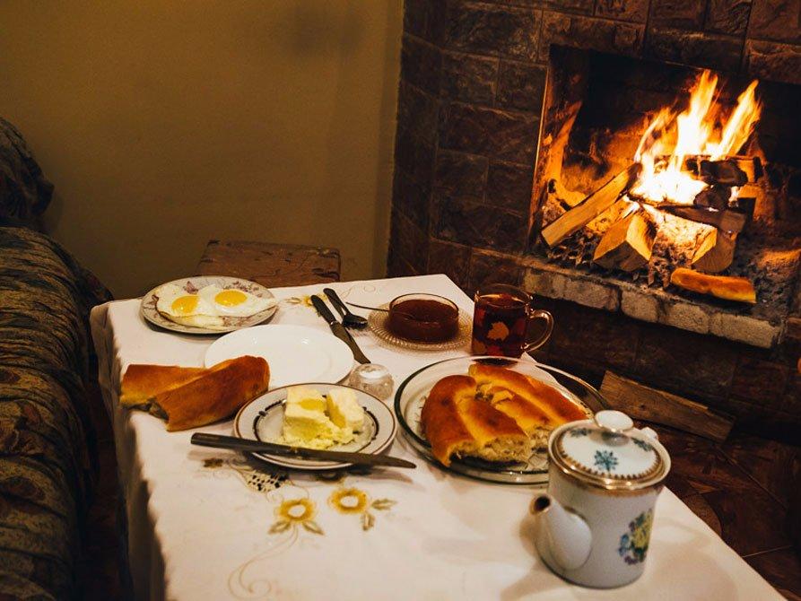 Армянский завтрак