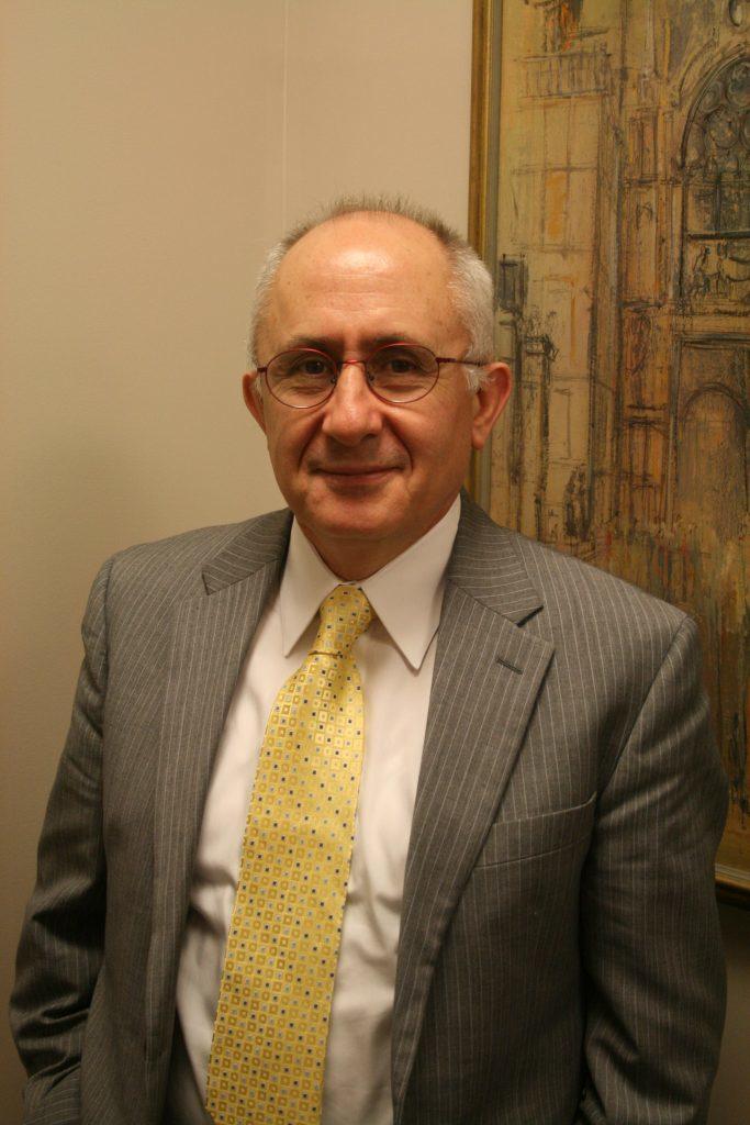 Профессор Танер Акчам (Фото: Рубен Джанбазян)