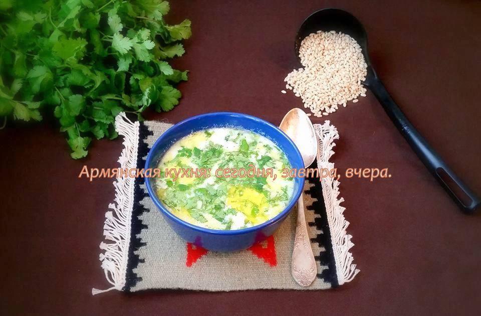 Танапур (Спас, танав) рецепт с фото
