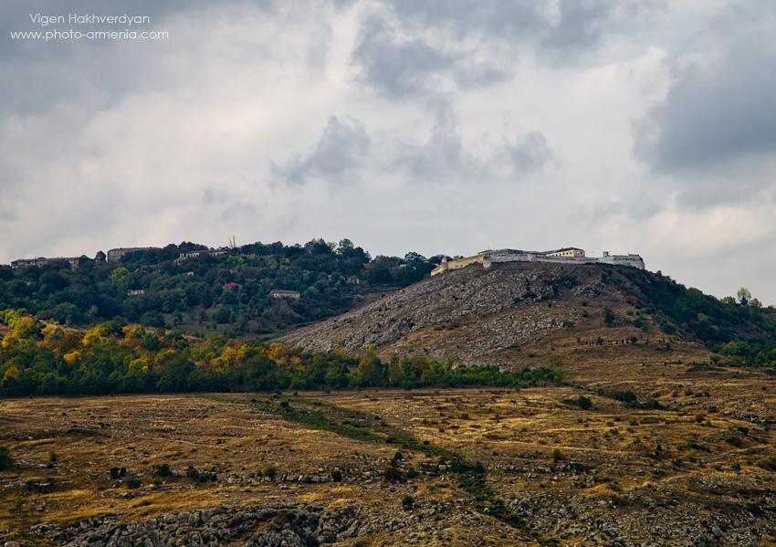 Шуши-берд (Шушинская крепость), Арцах