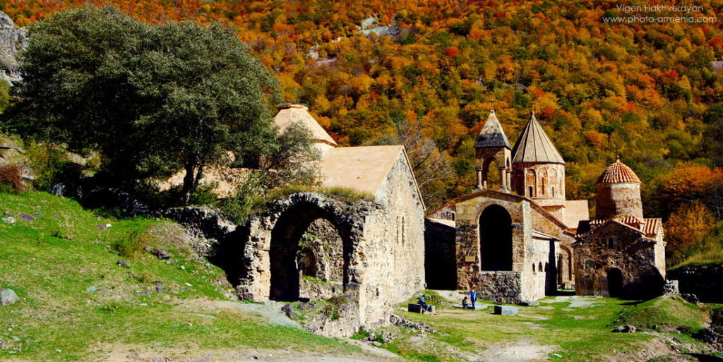 Монастырь Дадиванк, Арцах