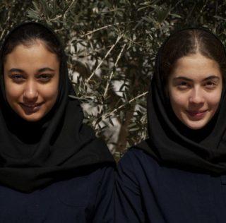 Портрет армянской женщины в Иране