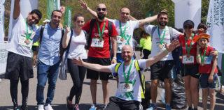 «Быстро – это медленно, но без перерыва»: Armenian Charity Runners Team