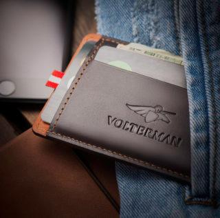 Смарт-кошелек Volterman стал верным решением проблемы для многих людей