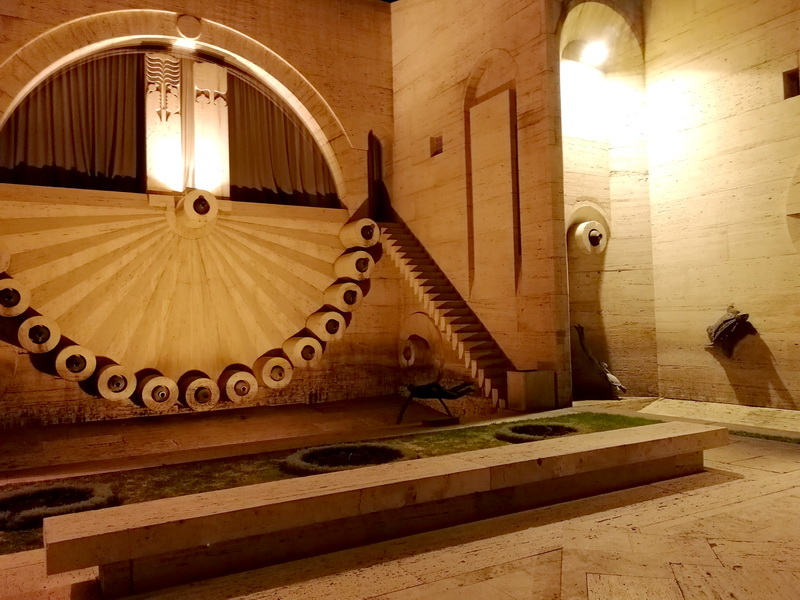 Каскад. Центр современного искусства Гефесчян