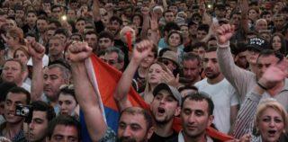 The Washington Post: В Армении народная сила взяла своё. Но это далеко не закономерность.