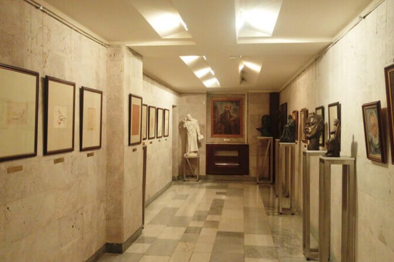 Музей скульптура Ерванда Кочара