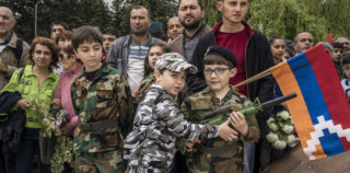 Нагорный Карабах: изолированная территория с неопределенным статусом