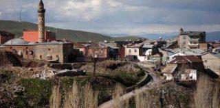Восстановление скрытой истории вдоль армяно-турецкой границы