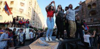 The Washington Post: «События в Армении: Революция как танец»?