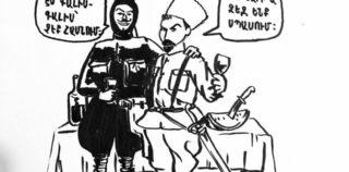 Левон Гюлхасян: «Рисуя карикатуру, ставлю ударение на проблему, а не на людей»