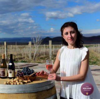 """Алина Мкртчян: """"Вино – это искусство…"""""""
