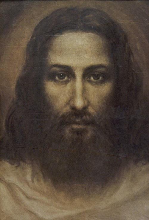 The Face of Christ by Ariel Agemian, 1935