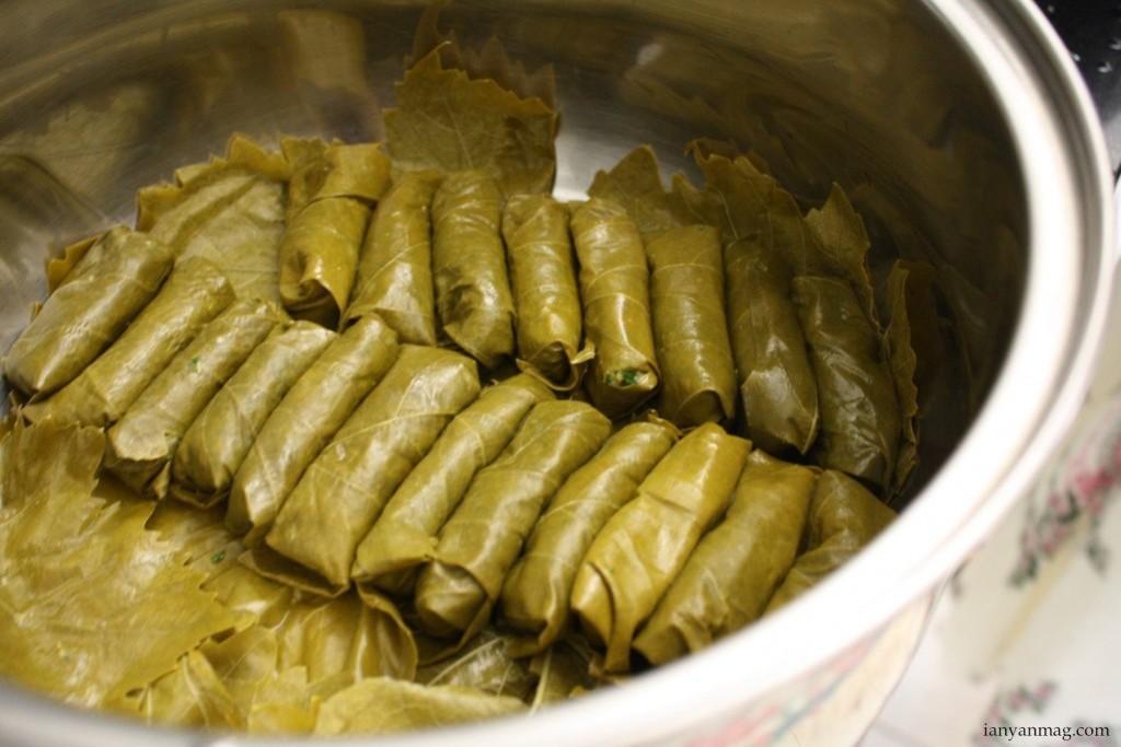 Толма (долма) - армянское национальное блюдо