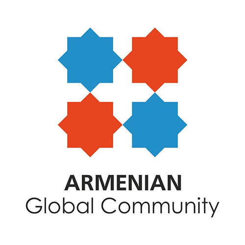 Логотип Armenian Global Community