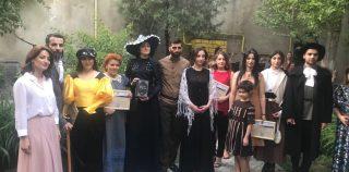 «Вкус — аромат жизни» в честь 150-летия со дня рождения великого армянского поэта Ованнеса Туманяна
